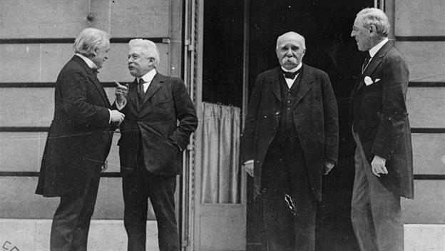 the paris peace conferences justified history essay Modern world history – 5 paragraph dbq essay wwi – paris peace conference/treaty of versailles submission directions for the five-paragraph dbq essay on the effects of the paris peace conference of 1919/treaty of versailles.